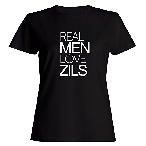 Zil Instruments (Idakoos Real Men Love Zils - Instruments - Women T-Shirt)