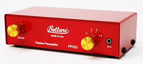Bellari PP532 Passive Preamplifier by Bellari Audio