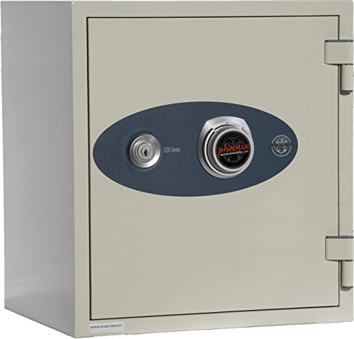 Phoenix Olympian 1-Hour Dual Control Fireproof Safe - 1.3 cu ft by Phoenix Safe International