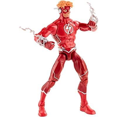 Mattel DC Comics Multiverse Wally West Action Figure: Toys & Games