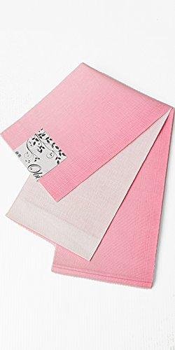 打倒だらしないステレオ和ごころきもの屋 本麻 半幅帯 小袋帯 日本製  リバーシブル着物 浴衣 細帯 半巾 ashh88