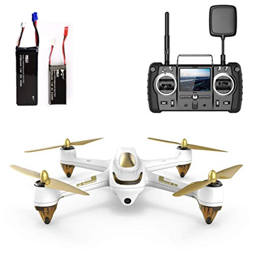 Hubsan H501SS X4 Brushless Drone GPS 1080P HD Camera With H906A Transmitter