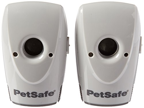 PetSafe Multi-Room Indoor Bark Control - Ultrasonic Deviceto Deter Barking Dogs - No Collar Needed (Best Dogs For Apartments No Barking)