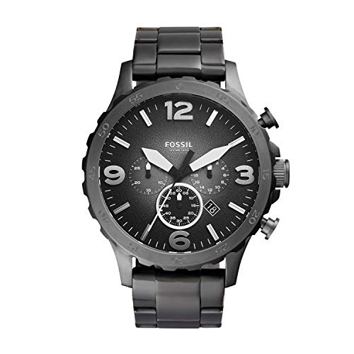 Fossil Men's Nate Stainless