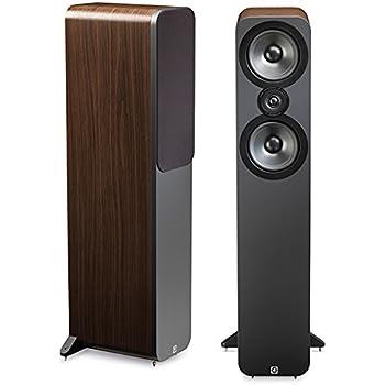 Q Acoustics 3050 Floorstanding Speakers (Pair) (American Walnut)