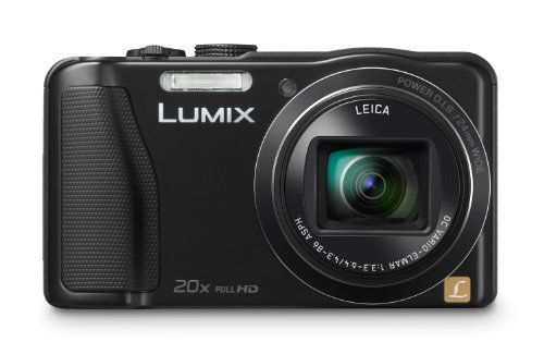 Panasonic DMC ZS25 Compact Digital Intelligent