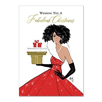 amazon com african american expressions christmas diva fabulous