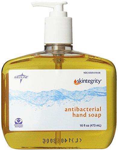 Medline Skintegrity Antibacterial Soap, 16 fl oz