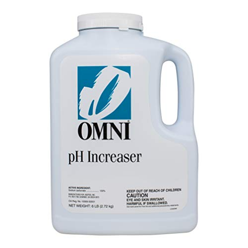 Omni pH Increaser, 6 lbs