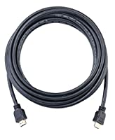 Leviton 41900-10E High Speed HDMI Cable with Ethernet, CL2 In-Wall, 10'