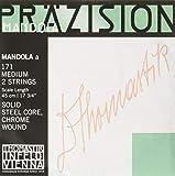 Thomastik Saite für Mandola Band umsponnen. Mit Schlinge. Preis per Paar.<p><br>- Mensur 45 cm<p><br>-