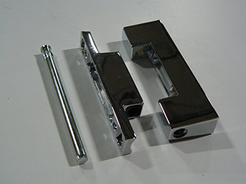 Component Hardware R20 Series Reversible Edgemount Hinge with 7/8 by Component Hardware