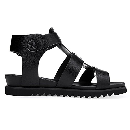 KHSKX-Casual Shoes Sandals And Fashion Trendsetter Female Low Slip With The Flat Of Leisure Thirty-nine VBDa85GgVU