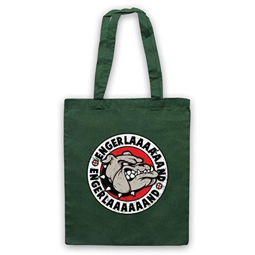 My Parody England Bolso Art Engerlaaaaaand Verde amp; Bulldog Clothing Oscuro Icon English FUrS0qFw