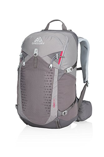 Gregory Mountain Products Juno 30 Liter 3D-Hydro Women's Daypack, Equinox Grey, One - Juno Sunglasses