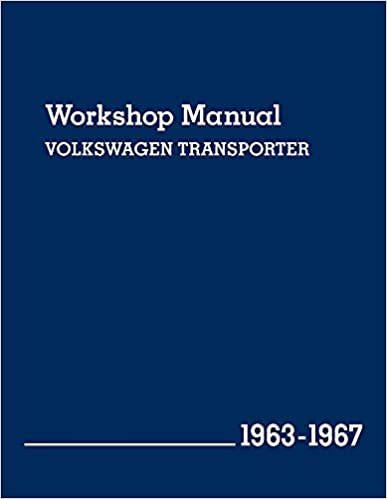 Volkswagen transporter workshop manual 1963 1967 type 2 volkswagen transporter workshop manual 1963 1967 type 2 fandeluxe Image collections