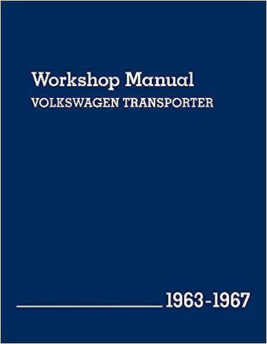 1963 vw van wiring diagram volkswagen transporter workshop manual 1963 1967  type 2  volkswagen transporter workshop manual