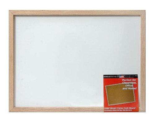 Dry Erase Board Wood - 6