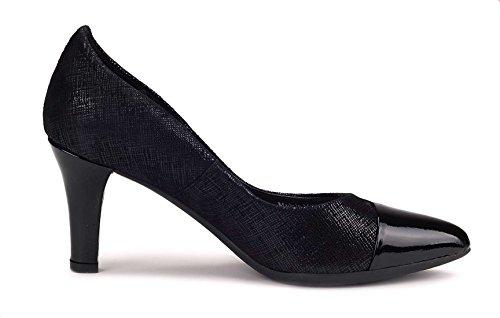 Femme Princess Flexx The Noir Escarpin Stiletto w07OqzS