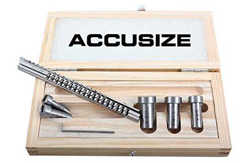 - Accusize Industrial Tools No.00 H.S.S. Keyway Broach Precision Sets in Fitted Wooden Box, 5100-0001