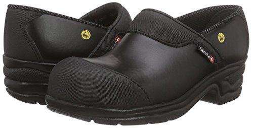 black Safety Open Workwear Sanita 2 Adults' Clogs Black Unisex sb 8HBwwnI