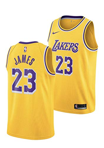 0e4f3c0cee1 bassket.com NBA Playoff Youth Swingman Official Licensed Product for Boys  (Los Angeles Gold
