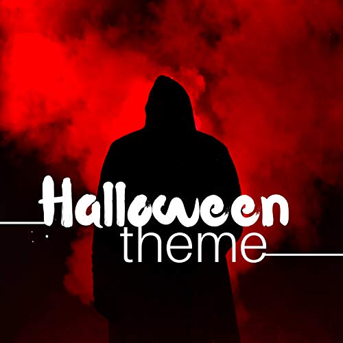 Halloween Theme 2018 - Creepy Sounds, Scary Sound Effects (Howls, Wolves, Ghosts) Spooky Halloween Music -