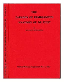 the paradox of rembrandts anatomy of dr tulp medical history
