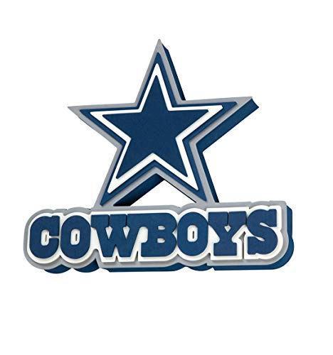 NFL Dallas Cowboys 3D Foam Wall Sign ()
