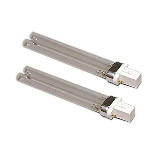 2pcs 9W 9 WATT UV UVC PL-S9/TUV G23 Base Light Bulb (Lightbulb Heater compare prices)