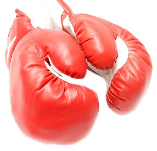 Shelter 20 Boxing Gloves Red product image