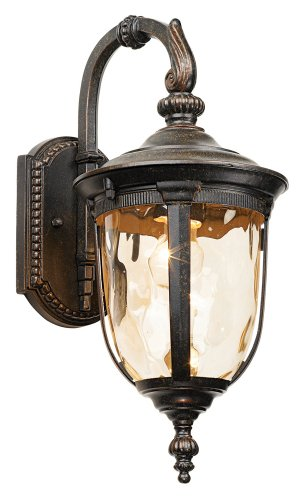 Bellagio 16 1/2 High Downbridge Outdoor Wall Light
