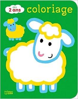 Coloriages Pour Les Tout Petits Les Animaux De La Ferme Des 2