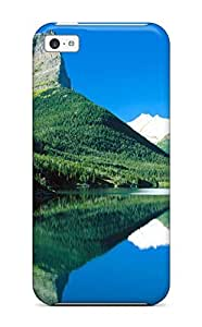 iPhone 5 5s Cover Case - Eco-friendly Packaging(glacier National Park)