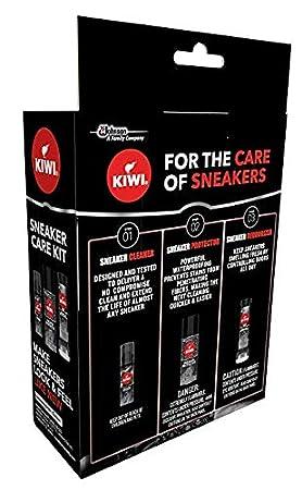 Amazon.com: Kit de cuidado de zapatillas KIWI – Limpia ...