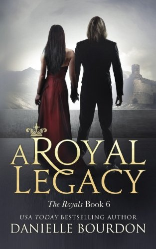 book cover of A Royal Legacy