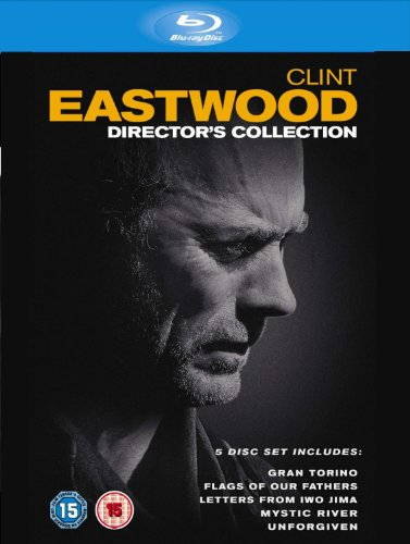 Clint Eastwood: The Director's Collection [Gran Torino, Mystic River, Flags Of Our Fathers, Letters From Iwo Jima and Unforgiven] [Blu-ray]