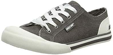 ROCKET DOG Jazzin Fable Womens Sneakers Grey