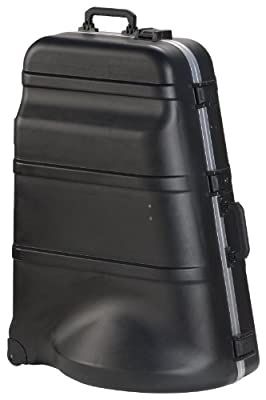 SKB Mid-Sized Universal Tuba Case with Wheels by SKB Cases