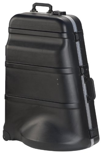 SKB Mid-Sized Universal Tuba Case with Wheels by SKB