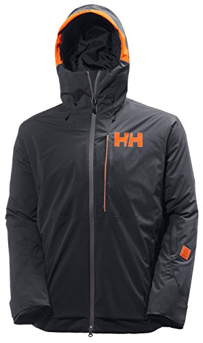 Helly Hansen Sogn Insulated Ski Jacket Mens (Ski Insulated Jacket)