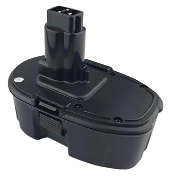 Amazon.com: 18 V, 1500 mAh, Ni-Cd, Sustitución poder ...