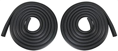 Vent Window Seals Weatherstrip Pair Set for Bronco F100 F150 F250 Pickup Truck