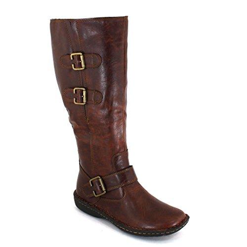 B.O.C. Women's, Cleo Tall wide Shaft Boots COFFEE 7.5 M by B.O.C.