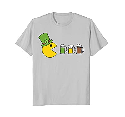 Funny St Patrick's Day T-Shirt, Funny Beer Shirt