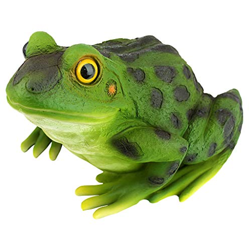 (Design Toscano QM20510 Ribbit The Frog Garden Toad Statue, 9