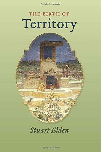 Book review: The Birth of Territory