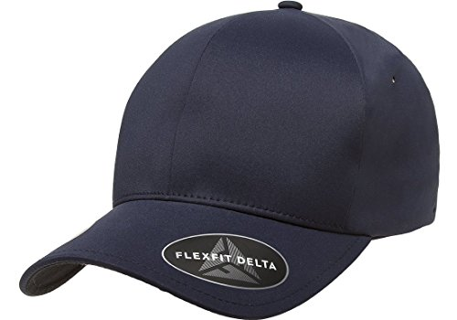 Navy Fitted Cap - 4