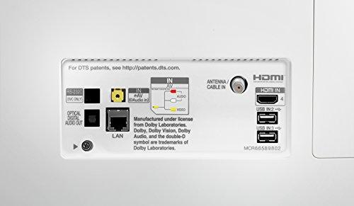 LG Electronics 65SJ9500 65-Inch 4K Ultra HD Smart LED TV (2017 Model)