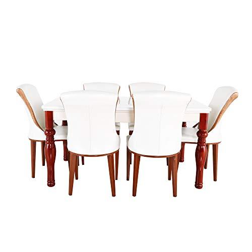 Pai Furniture 6 Seater Dining Set